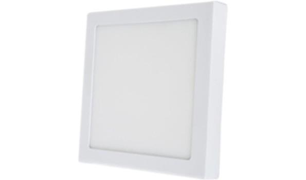 Plafonierre vierkant 5x