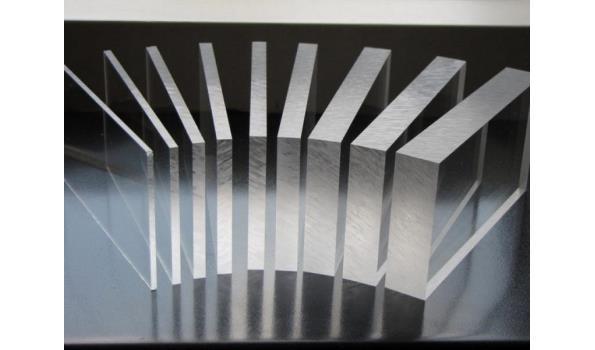 Kunststof glas 3mm