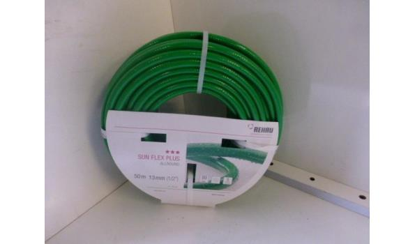 Rehau, Professionele anti-knik tuinslang 19 mm inw (3/4) 4-laags