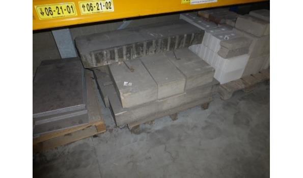 Pallet Franse kalksteen