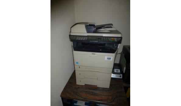 Kyocera FS 1128 MFP Kopieer-Fax apparaat