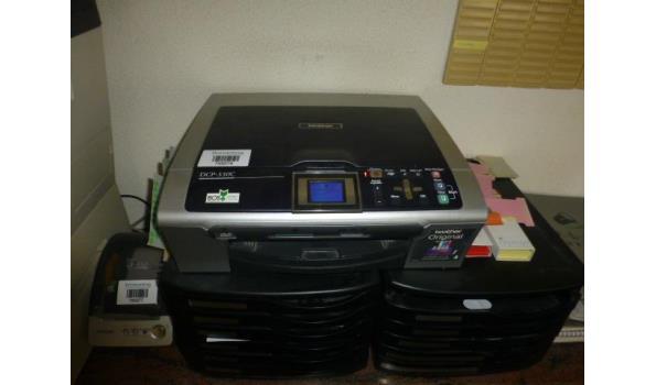 Brother DCP-330 C full coler ( foto ) printer