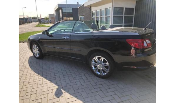 Chrysler sebring cabriolet met 2.0 CDI diesel motor