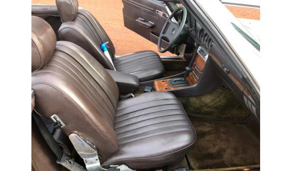 Mercedes 380 Sl cabriolet