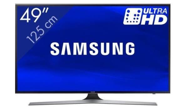 UHD Smart TV Samsung  49 inch/123 cm