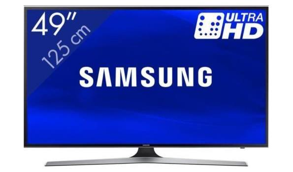 UHD Smart TV Samsung  49 inch/123 cm