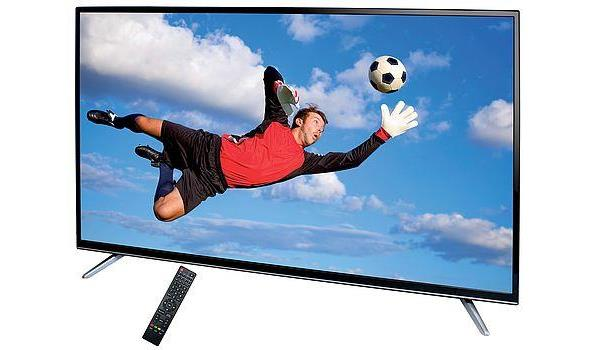 UHD Ultra HD Smart TV Terris 48,5 inch123cm