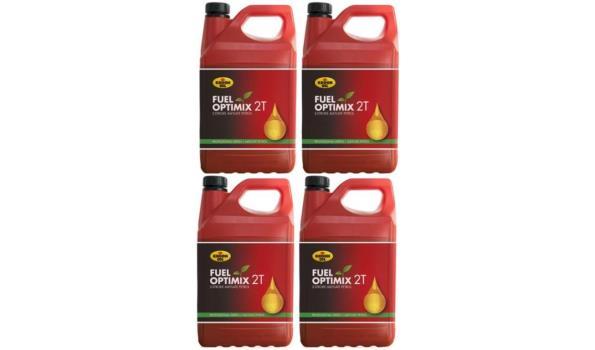2-Takt Benzine Optimix, 5 liter, 4x