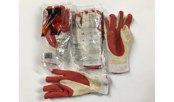Handschoenen 3 paar