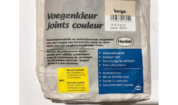 Voegmortel 5 kg