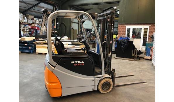 Still RX 20-15 elektrische heftruck