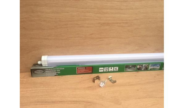 TL balk compleet 120 cm 36 watt