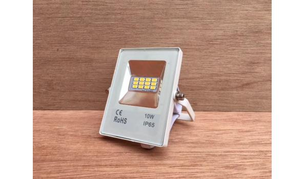 LED straler flat line 10 watt.