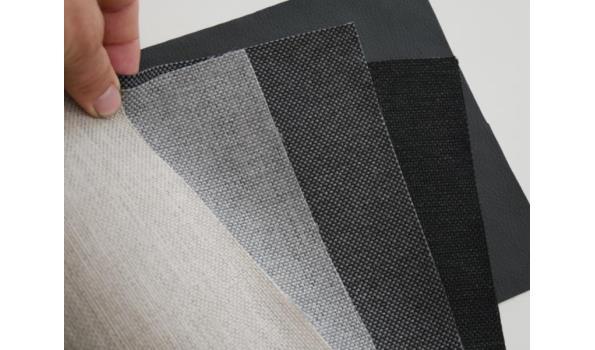 Boxspring Verstelbaar Miami 2.0, 180x220 cm, XXL, licht grijs