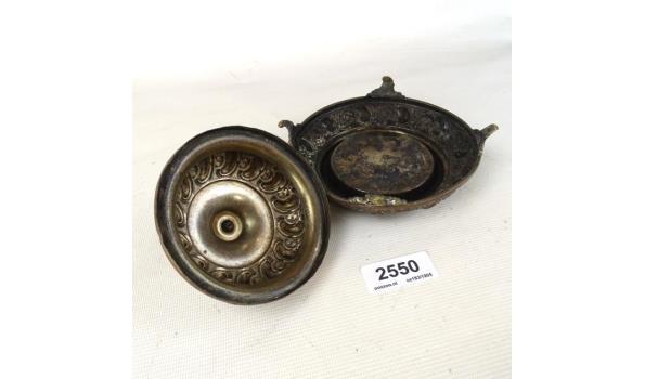 Antieke dekselschaal