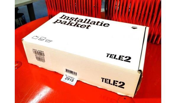 Installatiepakket Tele2