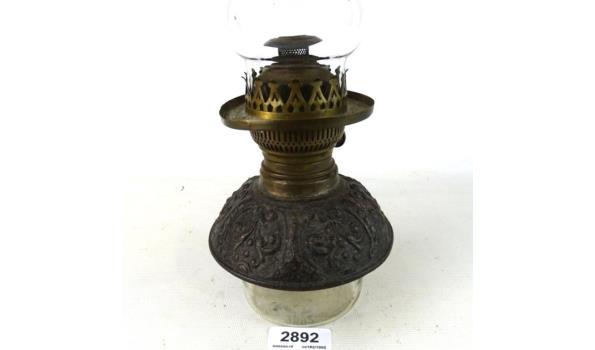Oude olielamp