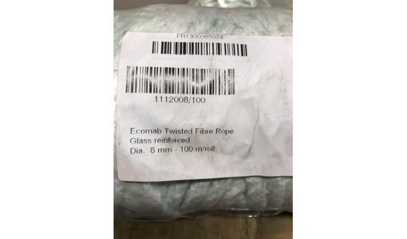 Remeha koord Ecomab 8mm, 100 meter, 5x