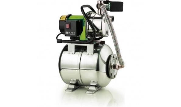 Zipper machines Austria ZI-HWW1200N waterpomp installatie