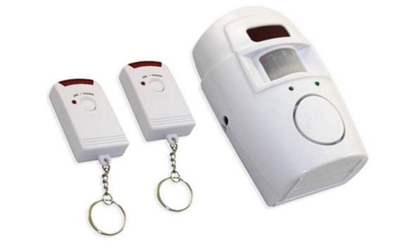 Sensor Alarmset draadloos 2x