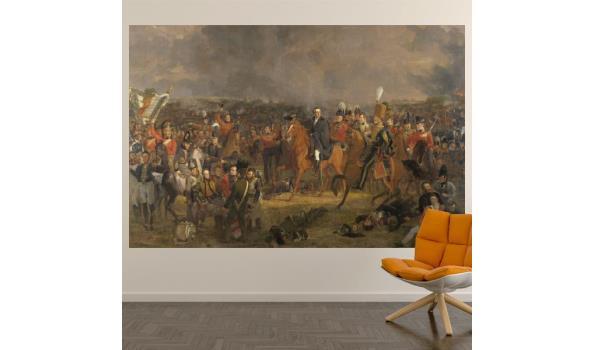 De slag bij Waterloo op forex, 250cm