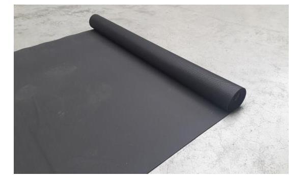 Ondervloer Rubber, 20dB, 20m2