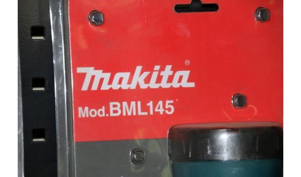 Makita accuhouder voor verlichting model BML145