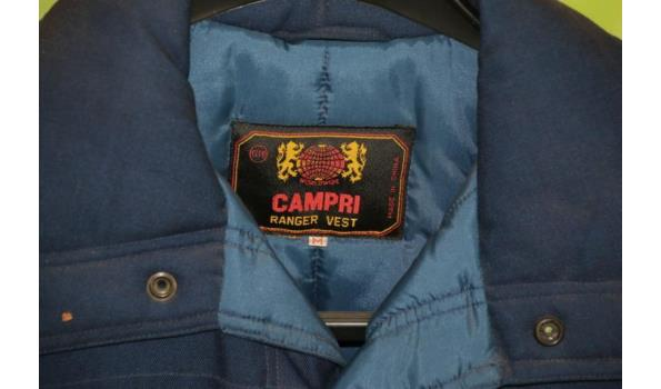 Campri bodywarmer/vest - maat M