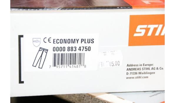 Stihl werkbroek model Economy Plus - kleur grijs