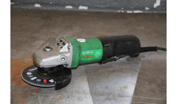 Hitachi haakse slijper type G13YC