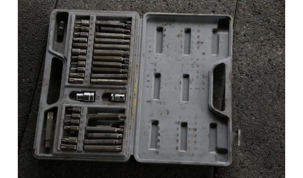 Bitset in koffer