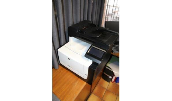 HP printer/scanner - Laserjet Pro CM1415FN color MFP