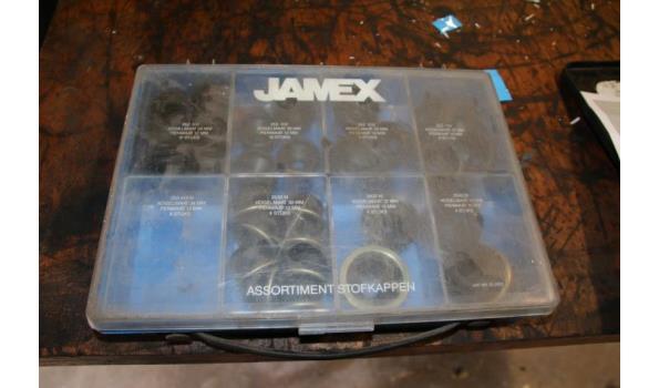 Jamex assortiment stofkappen