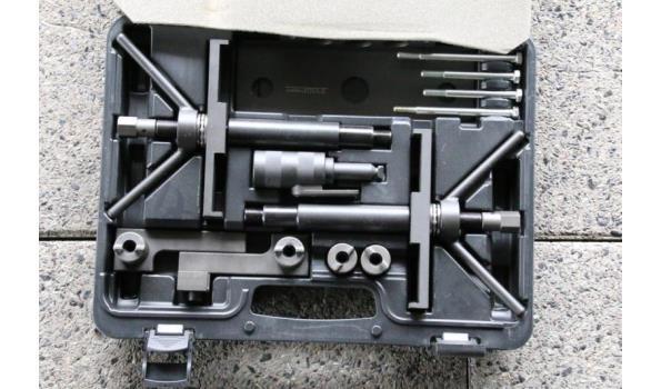Koppelings montage gereedschap