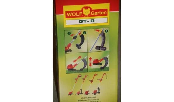 Wolf-Garten GT-R reservewielen