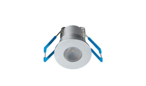 Inbouw Ledverlichting voor aluminium terrasoverkapping set 12 stuks