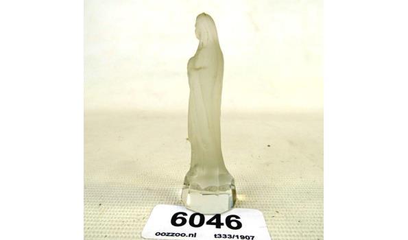 Glazen madonna