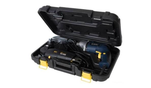 Schroefautomaat 550 watt in koffer met 5.000 Fermacell RVS schroeven