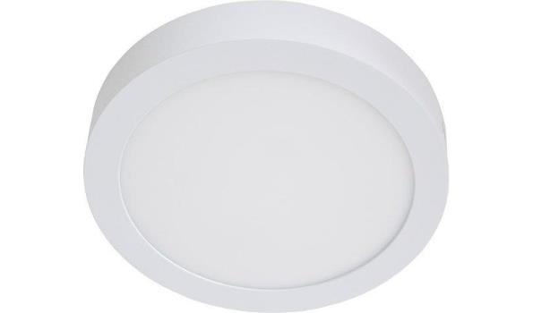 Plafonierre LED rond 5x