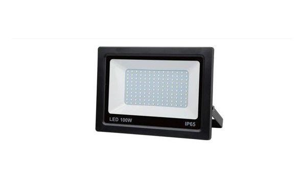 LED straler 100 watt, 4x