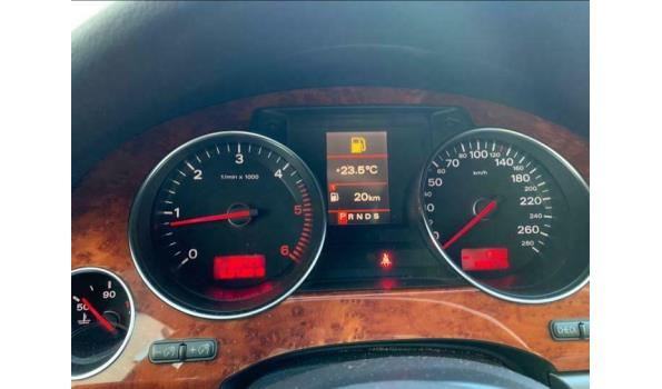 Mooie Audi A8 3.0 TDI Quattro uit 2005, Inruil mogelijk!
