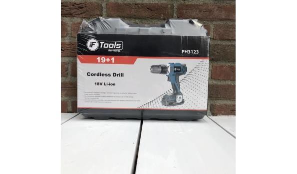 F-Tools Accuboor