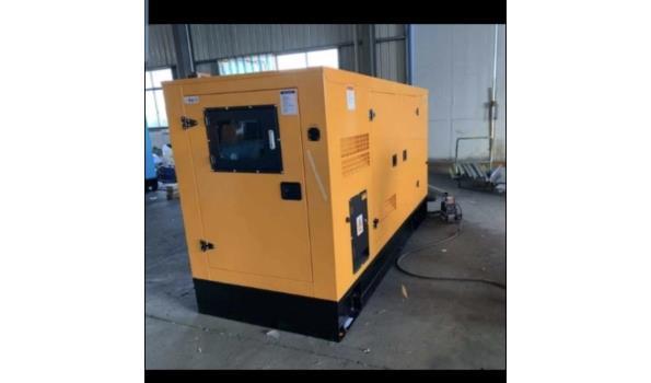Aggregaat - Generator 100 KVA