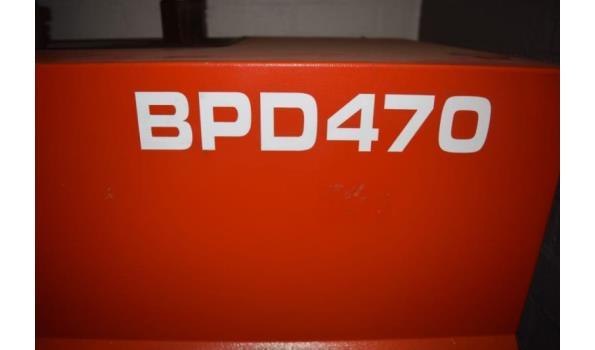 Berko BPD 471 luchtdroger