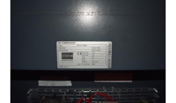 Berko BR52 compressor