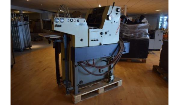 Adast drukpers model Dominant 414