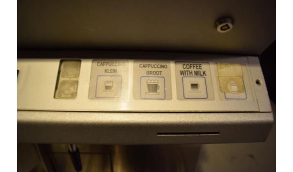 Black & White koffiemachine