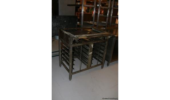 Leventi steamer oven model Combimat DGT - 96,5x78x75cm