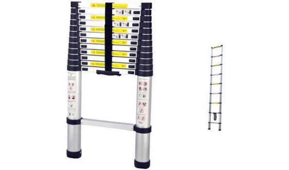 Aluminium Ladder, telescopisch