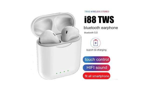 i88 TWS - Wit (Nieuwste Model)